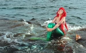 Little Mermaid by LadyAnadriel