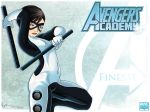 Avengers Academy Finesse by Darkness1999th