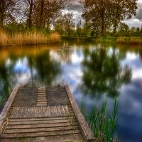 stagnation by Ditze