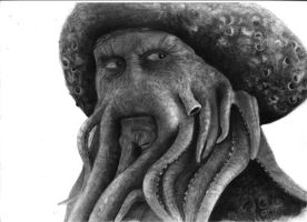 Davy Jones by Cookai