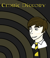 Cedric Diggory by MakeBelieveSounds