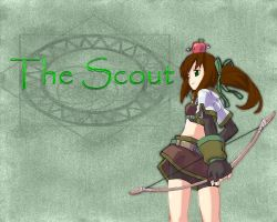 The Scout by Intaglio120 by zigavivei