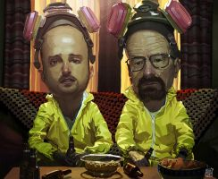 BREAKING BAD by NapalMBastarD