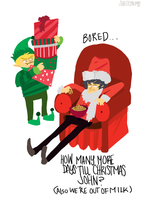 A Sherlock Christmas by sweetlynumb63