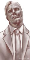 Harvey Harvey Harvey Dent by caffeinetooth