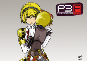 aigis: the answer to life by kyocs