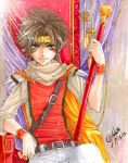 Saiyuki: The Monkey King by Atomic-Clover