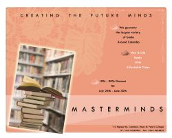 MasterMinds by ramesh000