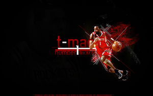Tracy McGrady by slkscrn