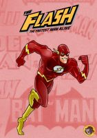 The Scarlet Speedster by BongzBerry