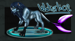 The WaterLion by RejectoftheRifts