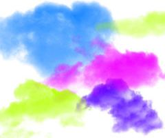 PS brushes: clouds by kakiii