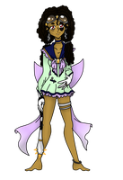 Order Of Light: Sailor Nyampur by Re-Pyper
