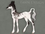 Jetta Fawn Design by femalefred