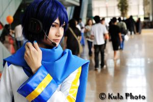 Vocaloid Kaito by kulagg