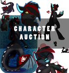 old character Auction by Eastermare