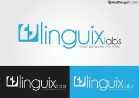 Linguix Logo by MadDesign
