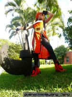 May. Guilty Gear by cecylicious