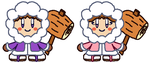 Possible ssb4 Ice Climber DLC redesign by ToxicIsland