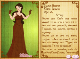 Human Bruma by DreamsCanComeTrue67