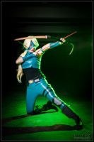 Artemis shoots! by WirmPhotography