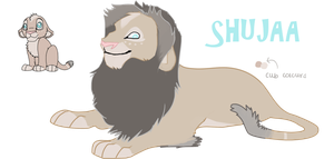 Shujaa ~ by LionsoftheGrasses