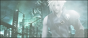Cloud Strife by KuroBRs