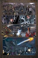 reign of starscream preview 5 by markerguru