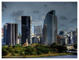 Buenos Aires by pincel3d