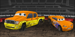 Let's go mudding! by Foxfan1992