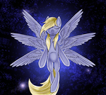 Commission- Derpy by ElectricHalo