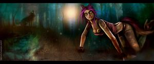 Nina - Request for Ju-Fro by SeanNash