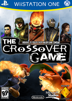 The Crossover Game: Injustice Parody Cover by LeeHatake93