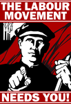 Join The Labour Movement by Party9999999