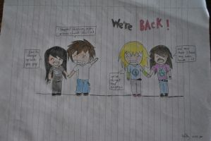 We're back -coloured- by Kitty-Kitty-Kit-Kat