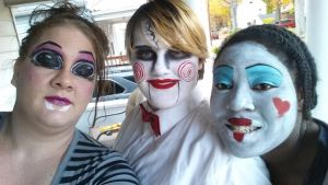 Fairy Face, Jigsaw, Queen of Hearts by SassyAries77
