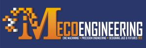 Meco Engineering Logo design by JustinMain