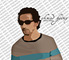 Ahmed Helmy Vector ART by AsiiMDesGraphiC