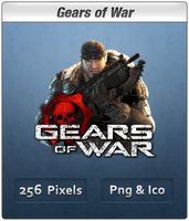 Gears of War Vista Ready Icon by Th3-ProphetMan