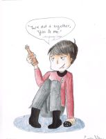 Scotty and his ol' Scotch by SkylordLoLz