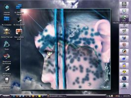 Cloudy Eyes desktop by docx
