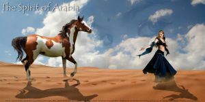 The Spirit of Arabia by SpiffyPhotography