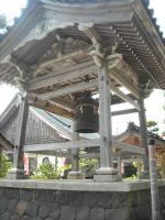Temple bell by Kagitsune