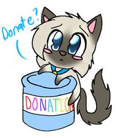 Donate by silvazelover2