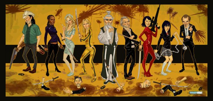 Kill Bill by juarezricci