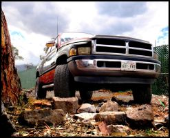 my DODGE RAM 4x4 by jamyankovich