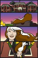 The Thing About Kissing, Page 1 by BlitheFool