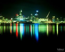 My Melbourne by grae-hall