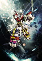 VOLTRON by playmaker7