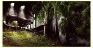 The Old Concrete Factory by Cmpkittykat